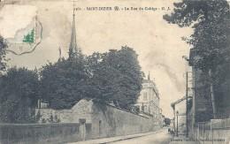 HAUTE MARNE - 52 - SAINT DIZIER - Rue Du Collège - Saint Dizier