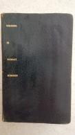 MEMOIRES DE CASANOVA DE SEINGALT  CLUB FRANCAIS DU LIVRE 1953 N°4282 COUVERTURE SKY - Boeken, Tijdschriften, Stripverhalen