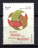 Brazil 2015 Brasil / World Games Of Indigenous Peoples MNH / Cu0913  30 - Nuevos