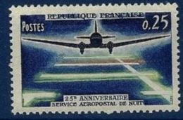 "Yt 1418 "" Aéropostal De Nuit "" 1964 Neuf** - France"
