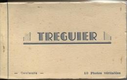 CPA - TREGUIER - CARNET DE 10 VUES - La Cathedrale - Edition GALY - Tréguier