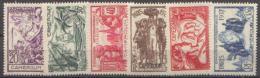 Détail De La Série Exposition Internationale De Paris * Cameroun N° 153 à 158 - 1937 Exposition Internationale De Paris