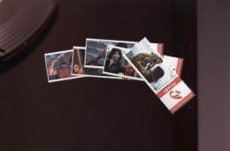 Belgie Duostamps Strips Comics BD Thorgal  MNH - Persoonlijke Postzegels
