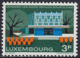 4879. Luxembourg 1968 Mondorf-Les-Bains, MNH (**) Michel 773 - Luxembourg