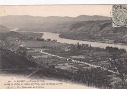 G , Cp , 38 , VIENNE , Plaine De L'Isle, Vallée Du Rhône Et Chaîne Du Pilat, Vues Des Coupe-Jarret - Vienne