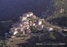 -- PIGNA   , UN VIEUX VILLAGE CORSE - Frankrijk