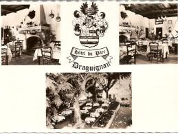 15---83   DRAGUIGNAN   Hôtel Du Parc  21, Bd De La Liberté - Draguignan