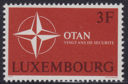 4883. Luxembourg 1969 NATO, MNH (**) Michel 794 - Luxembourg
