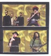 DEL1427  IRLAND  2002  Michl  1464/67  ** Postfrisch Siehe ABBILDUNG - Neufs