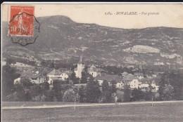 CARTE POSTALE   NOVALAISE  73   Vue Générale - Sonstige Gemeinden