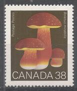 Canada 1989. Scott #1246 (MNH) Champignons, Mushrooms, Boletus Mirabillis - Ungebraucht