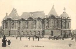LILLE      PALAIS DES BEAUX ARTS - Lille