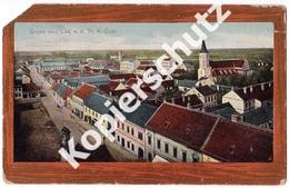 Gruss Aus Laa A. D. Th.  1918 Feldpost  (z3528) - Laa An Der Thaya