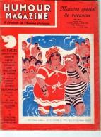 Revues > 1950 à Nos Jours> Humour Humour Magazine - Humor