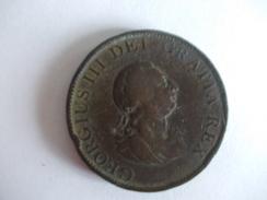 MONNAIE - PENNY - GEORGES III - 1799 - 1662-1816 : Acuñaciones Antiguas Fin XVII° - Inicio XIX° S.