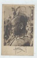 Foumban (Cameroun) : Portrait D'une Jeune Fille  En 1930 (animé) PF. - Cameroun