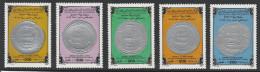 LIBYE 1984 - N° 1296 à 1300 - Neufs** (Monnaies Anciennes - Old Coins) Série Complète - Libya