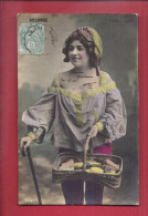 CPA ARTISTE FEMME - DELORGE - Scans Recto Verso - Entertainers
