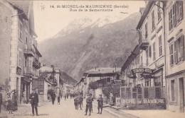 SAINT MICHEL De MAURIENNE  Rue De La Samaritaine - Saint Michel De Maurienne