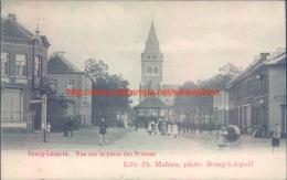 1908 Vue Sur La Place Des Princes Leopoldsburg - Leopoldsburg