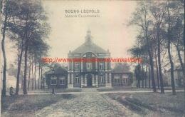 1912 Gemeentehuis Leopoldsburg - Leopoldsburg