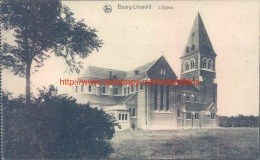1923 Kerk Leopoldsburg - Leopoldsburg