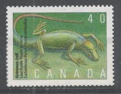 Canada 1991. Scott #1309 (MNH) Prehistoric Life: Land Raptile - Neufs