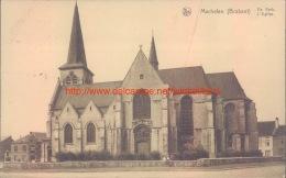 1930 Kerk Machelen - Machelen