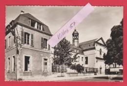 """CPSM   41  (Loir Et Cher)   SELLES-SUR-CHER.   """"L'Hôpital"""".  La Vallée Du Cher. - Selles Sur Cher"""