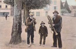 SAVOIE   MUSICIENS AMBULANTS - France