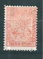 Colonie   Madagascar Timbres De 1903  N°69  Neuf * - Neufs
