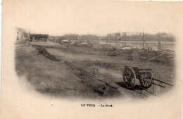 LE PECQ - Le Port (90935) - Le Pecq