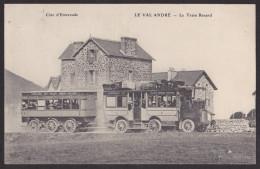 LE VAL ANDRE  Le Train Renard Beau Plan - Pléneuf-Val-André