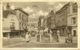 Angleterre Surrey Coronation Stone Kingston On Thames 1922 - Surrey