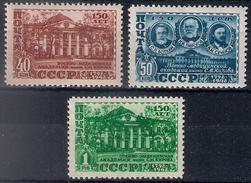 Russia 1949, Michel Nr 1328-30, MLH OG - 1923-1991 USSR