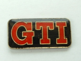 Pin´s LOGO GTI - Pins