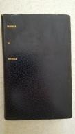 TRAGEDIES DE SOPHOCLE LE CLUB FRANCAIS DU LIVRE 1953 N°820 COUVERTURE SKY - Boeken, Tijdschriften, Stripverhalen