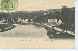 BELGIQUE - Vallée De La Meuse - Vue Prise Du Pont D' ANSEREMME - Dinant