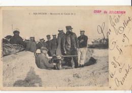 Ber Rechid Manoeuvre Du Canon De 37 - Morocco