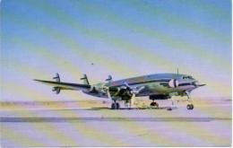 Flying Tiger Line Lockheed L-1049 Super Costellation Airlines Lines Airways L 1049 - 1946-....: Ere Moderne