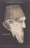 Abdul Hamid II, Morph Image Women In Face, Ottoman Turkey Sultan Deposed 1909, C1900s Vintage Postcard - People