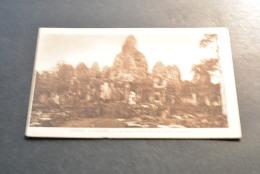 PK466- Photo Nadal Saigon 101 -  Ruines D Angkor  LaBayon,entree Nord Des Galeries Exterieures - Cambodge