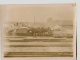 Locomotive - Type 230 - Vieille Photo - Trains