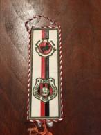 Pennant - Fanion LODZ CHOJENSKI KLUB SPORTOWY 1923 - Apparel, Souvenirs & Other