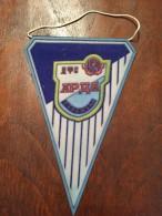 Pennant - Fanion FC Arda Kardzhali 1924 BULGARY FOOTBALL - Apparel, Souvenirs & Other