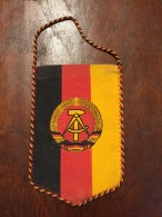 Pennant - Fanion Germany GDR FOOTBALL! - Apparel, Souvenirs & Other