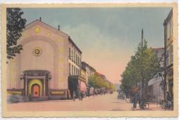 CARMAUX - Avenue Albert Thomas, La Fontaine - Carmaux