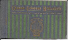 CP 86  Cannon L'Homme Le Plus Lourd Du Monde 7 CP Reliées Neuves - Sin Clasificación