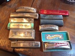 Lot D'harmonica - Instruments De Musique