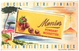 M/Buvard   Chocolat Menier(N= 7) - Chocolat